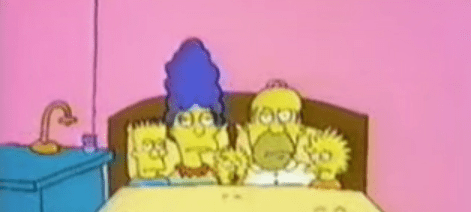 The Simpson's have officially been on air for 30 years