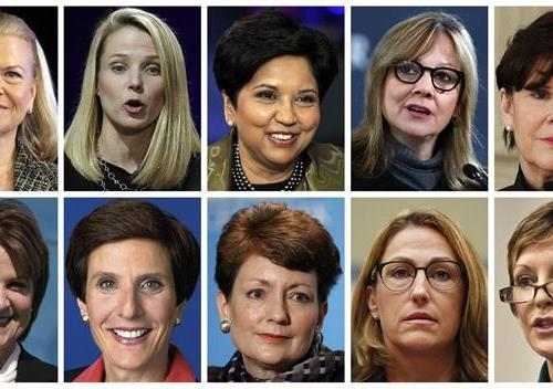 These are the highest paid female CEO 's in modern business