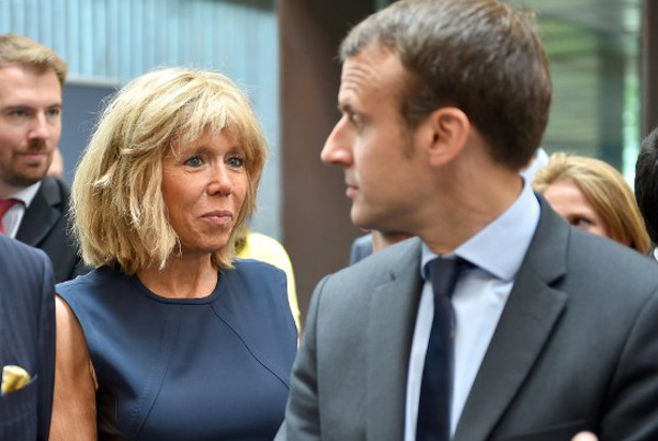 Emmanuel Macron is the President-Elect of France