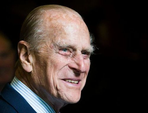 The end has come for  Prince Phillip