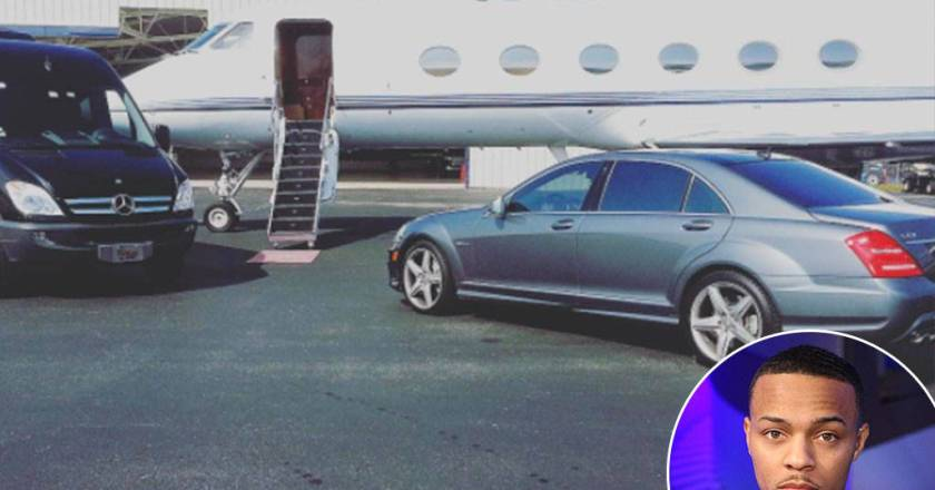 Bow Wow gets dragged on Facebook for lying about private jet