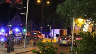 London Terror Attacks:   6 people dead
