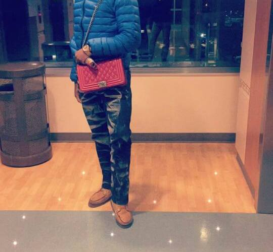 EXCLUSIVE: Meet Ky Frost 's rumored boyfriend from infamous audio tape
