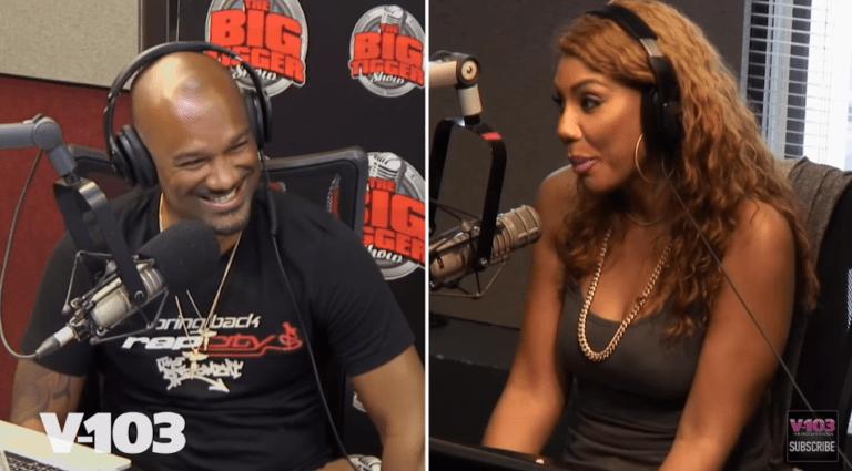 Tamar Braxton addresses her beef with Toya Wright: WATCH