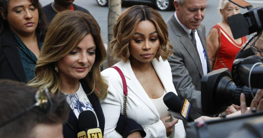 EXCLUSIVE:    Blac Chyna claimed domestic violence in court documents