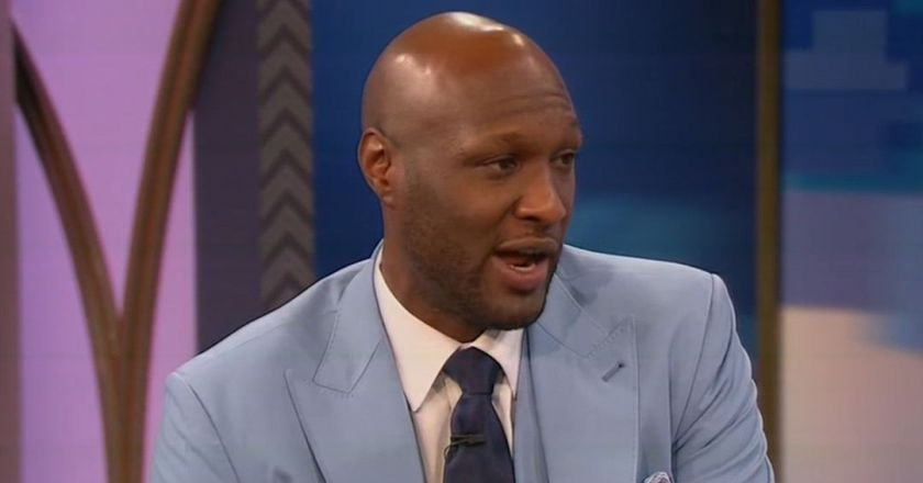 In sitdown, Lamar Odom talks about drug use; the Kardashian family, and more