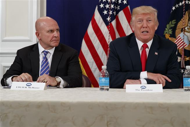 Trump feels the heat, aides call it terrorism