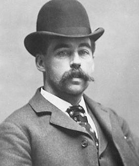Recognize him? Meet notorious serial killer H.H. Holmes