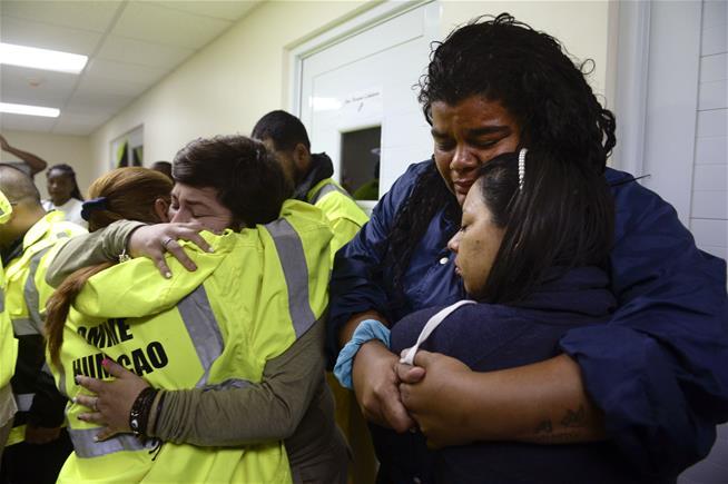 Puerto Rico ravaged by Hurricane Maria