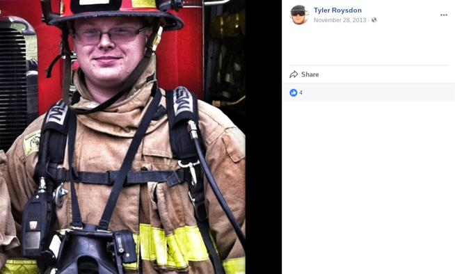 Fire Fighter: I'd save a dog before I'd save a black man