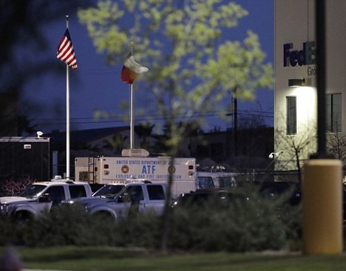 Authorities:  We're investigating another  bomb explosion in Texas