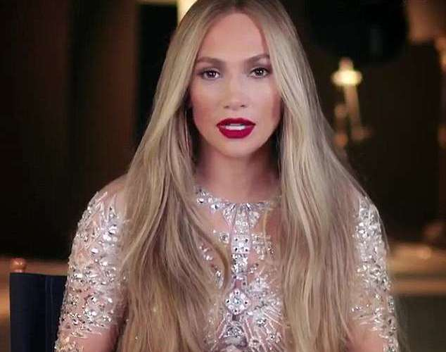 Jennifer Lopez, 49, looks FABULOUS   in cover shoot for Time 100 Feature