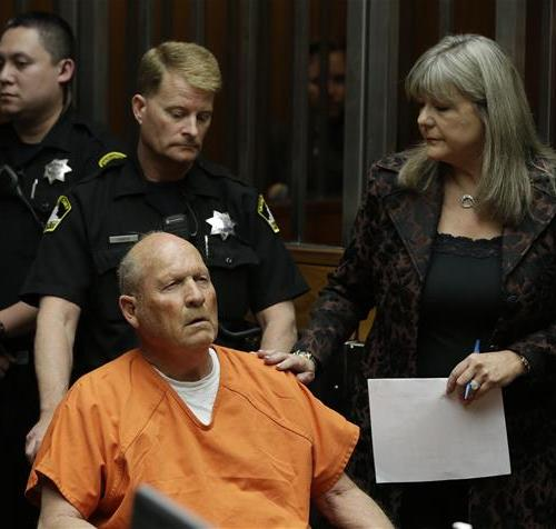 Golden State Killer not cooperating with authorities:   State Police