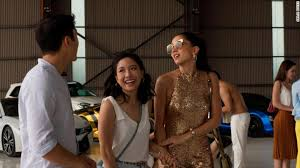 Crazy Rich Asians scores big at the box office
