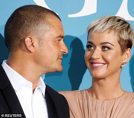 Katy Perry and Orlando Bloom have gone public with their romance