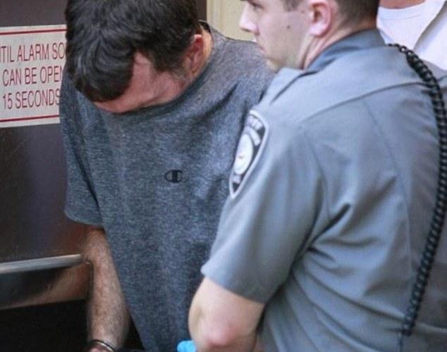 LITTLE COACH OF TERROR:   Football coach BUSTED filming dozens of rape videos