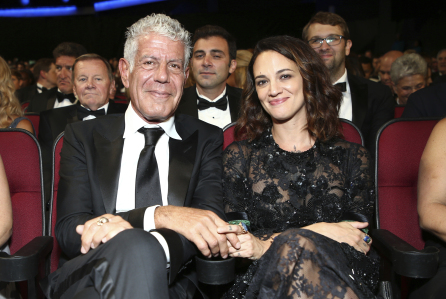 CNN pulls episodes of Parts Unknown over Asia Argento controversy