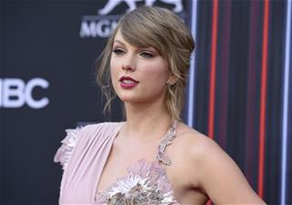 Taylor Swift just got political for the first time: Top Story