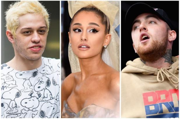 Here's the lowdown on Ariana Grande & Pete Davidson's split