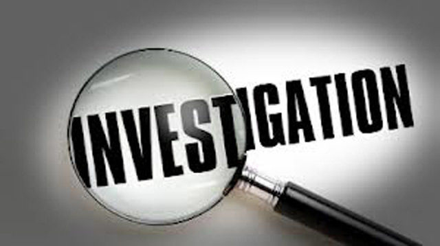 We're investigating sexual assault claims made against one of ours