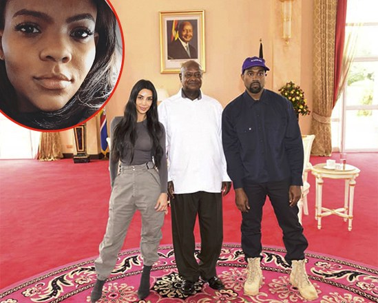 Report:  Kanye West caught having an affair on Kim K