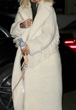 Rita Ora puts on EYE-POPPING display days after LIP SYNC fail