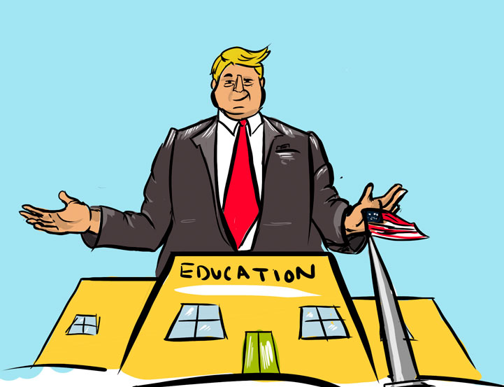 Trump's Proposed Cuts to Education