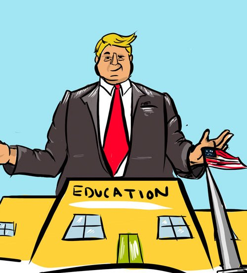 Trump Administration To Cut Billions From Education
