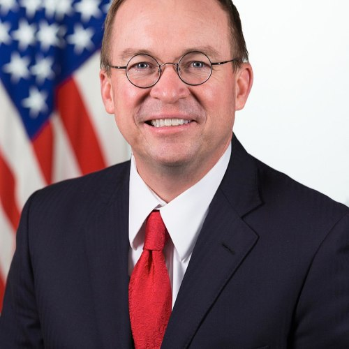 Trump 's acting chief of staff acknowledged Trump did indeed withhold Ukrainian aid