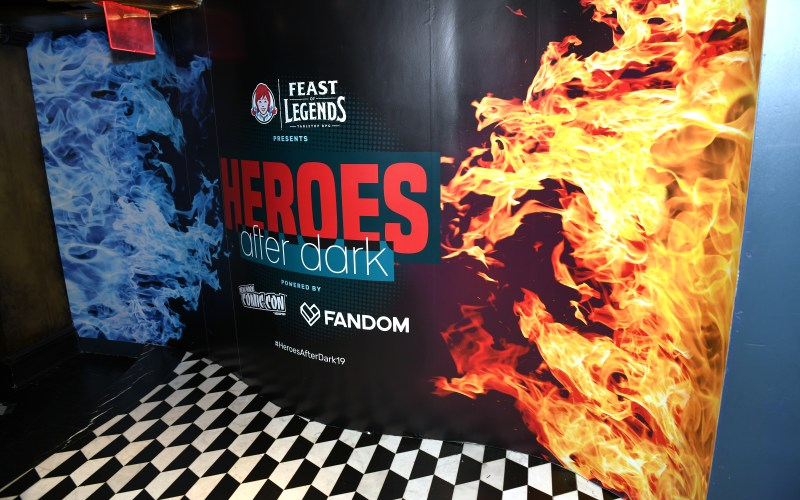 """Wendy's Presents """"Heroes Afer Dark"""" Powered By New York Comic Con And Fandom"""