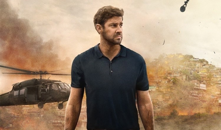 AMAZON PRIME VIDEO SURPRISE DROPS THE <br>SECOND SEASON OF ACTION-THRILLER TOM CLANCY'S JACK RYAN