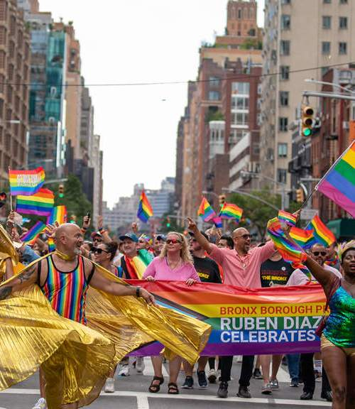 NYC Pride; numerous parades, and more *All* cancelled through June