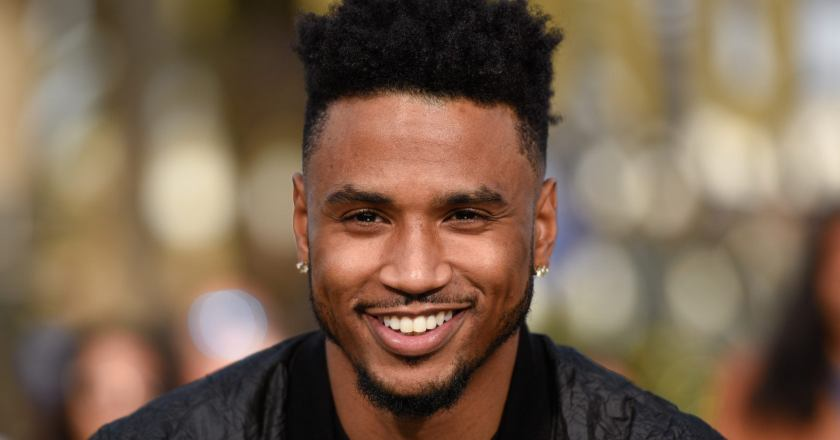 Trey Songz accidentally admitted that he likes his lettuce tossed by artificial Mayonnaise