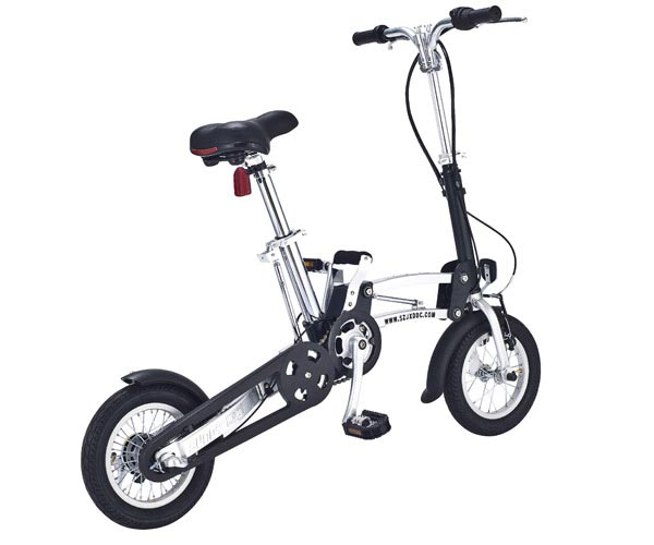 Buy Folding Mini Bike 12inch Wheel Ultra-light Speed