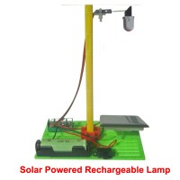 Buy Mini Solar Rechargeable Lamp Power Generation ...
