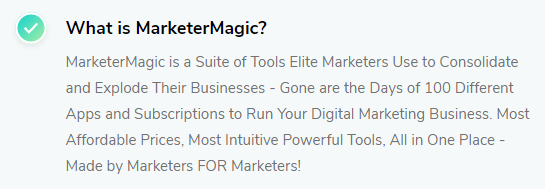 MarketerMagic Review 3