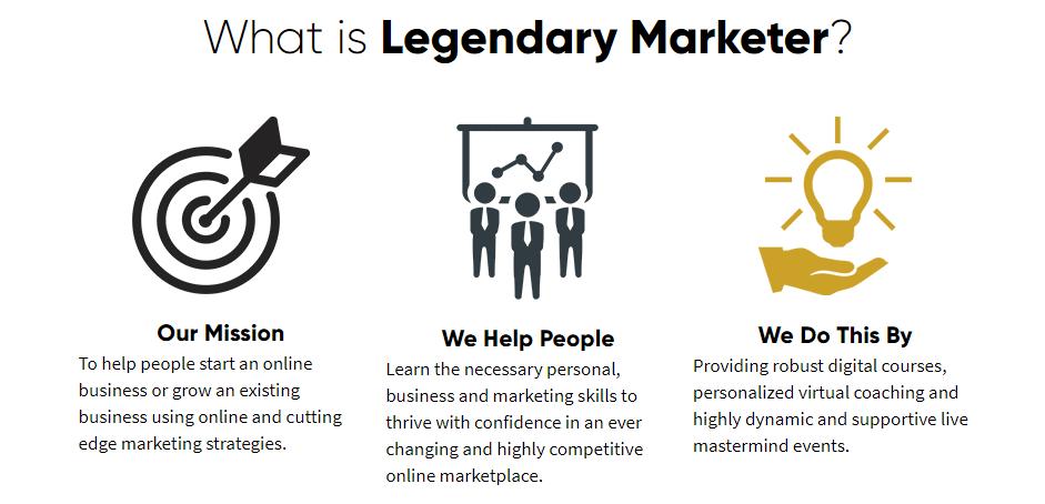 Is Legendary Marketer Legit 3