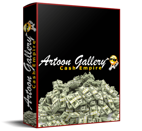 Artoon Gallery Cash Empire Review 1