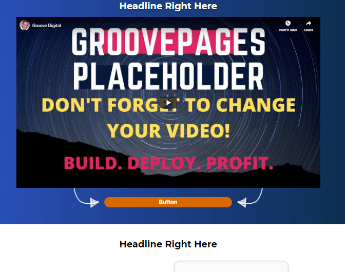 Is GrooveFunnels A Website Builder 2