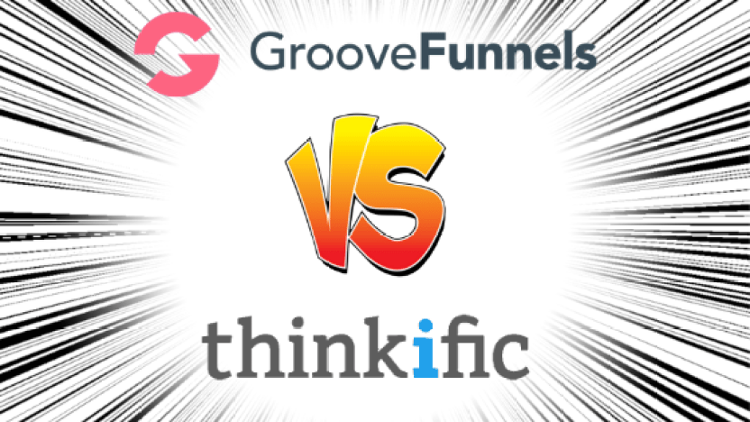 GrooveFunnels Vs Thinkific