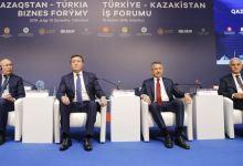 Kazakhstan, Turkey should create trade model to enhance mutual business 10