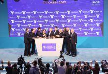 Photo of Borsa Istanbul Opening Bell rang for Yükselen Çelik