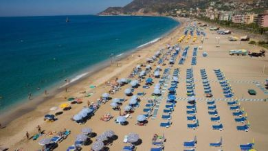 Antalya hosts record number of foreign visitors in January 24