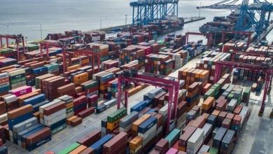 Turkey's foreign trade gap falls 43.5% in 2019 7