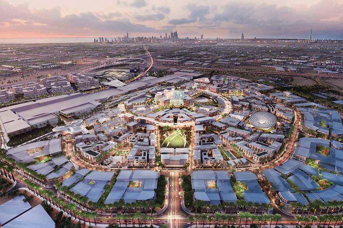 Coronavirus: Expo 2020 Dubai to 'adjust' preparations 1