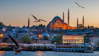 Istanbul, Antalya among most-visited cities in world 25