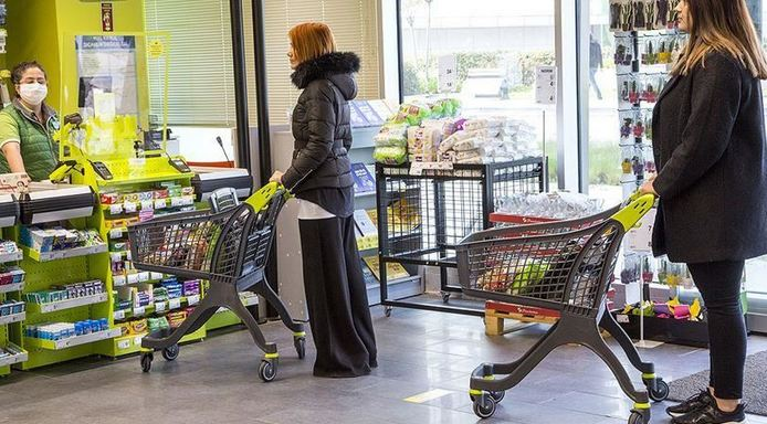 Turkey limits shopping, transportation over coronavirus 1
