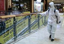 Shopping malls closed due to coronavirus are preparing to open between May 8-15 in Turkey 11