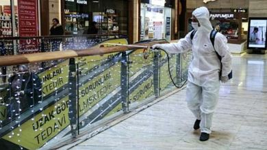 Shopping malls closed due to coronavirus are preparing to open between May 8-15 in Turkey 25