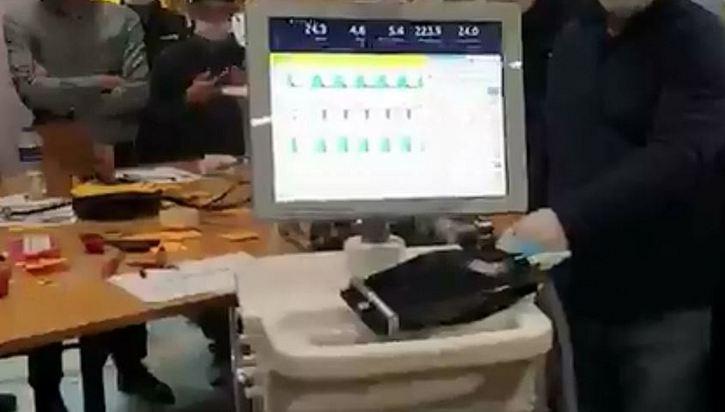 Turkey: Prototype of 1st locally made ventilator ready 1